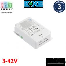 Блок питания диммируемый DALI, BOKE, 3-42V, 61.2W, 0.80-2.00A, для внутреннего применения, IP20, не герметичный. Premium.