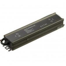Блок питания 100W 12V 8.3A металлический корпус, IP67, герметичный, для наружного и внутреннего применения. Гарантия 1 год!!!