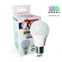 Cветодиодная лампа HOROZ E27 10W (3000К) PREMIER - 10