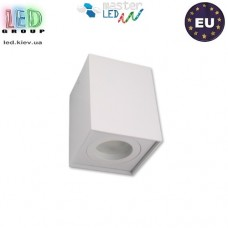 Потолочный светильник/корпус master LED, алюминий, квадратный, матовый белый, 1хGU10. ЕВРОПА!