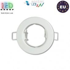 Светильник/корпус master LED, потолочный, встраиваемый, сталь, круглый, белый. Польша!