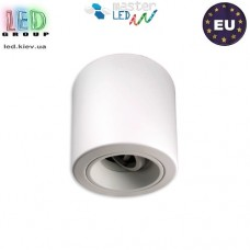 Потолочный светильник/корпус master LED, 1хGU10, сталь, матовый белый. Польша!