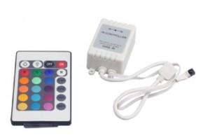 Типы и возможности контроллеров светодиодных лент