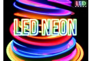 Леднеон в качестве декоративного освещения