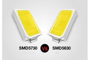 Сравнение SMD 5630 и SMD 5730