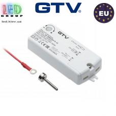 Сенсорный выключатель под винт GTV, max 500 W, IP20, кабель 2 м