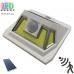 Светодиодный LED светильник, на солнечной батарее с датчиком движения - 10W, белый. 2 режима