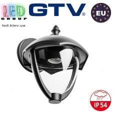 Светильник/корпус GTV, фасадный, уличный, IP54, накладной, ретро, 1xE27, GRANDE-AD. Польша!
