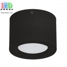 Светильник накладной HOROZ SANDRA 10W 4200K черный