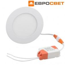 Точечный светильник встраиваемый 3W 4200К LED-R-90-3