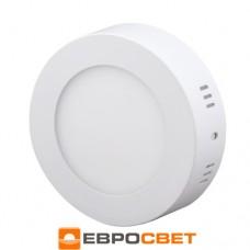 Точечный светильник накладной 6W 4200К LED-SR-120-6