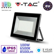 Светодиодный LED прожектор, V-TAC, 100W, 6500K, 8500Lm. ЕВРОПА!!! Гарантия - 2 года
