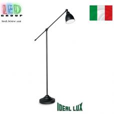 Торшер/корпус Ideal Lux, напольный, металл, IP20, чёрный, NEWTON PT1 NERO. Италия!