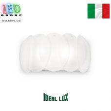 Светильник/корпус Ideal Lux, настенный, металл, IP20, белый, OVALINO AP2. Италия!
